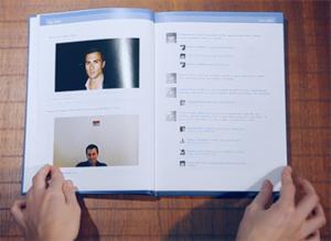 เมื่อ Facebook กลายเป็น 'Facebook Book'