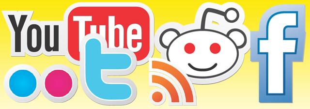 โหลดกันฟรีๆ กับ 15 Icons Set งามๆ ของ Social Media