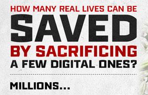 แคมเปญไอเดียดี 'Digital Dead' ของวัน AIDs โลก