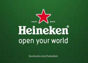 Heineken กับวิดีโอชุด 'Open Your World'.. แหล่ม :)