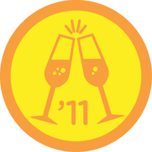 มาแล้ว Foursquare 'New Year' Badge