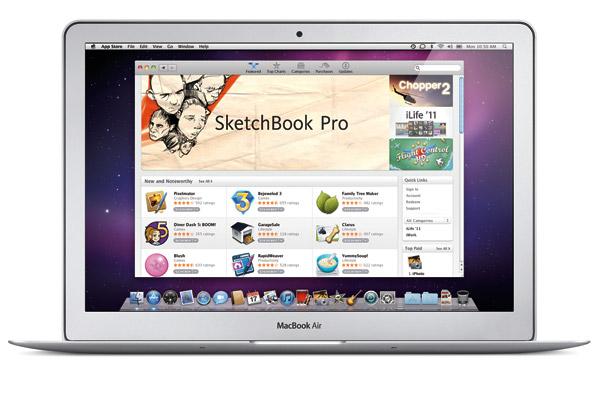 1,000 กว่า App บน Mac App Store :)