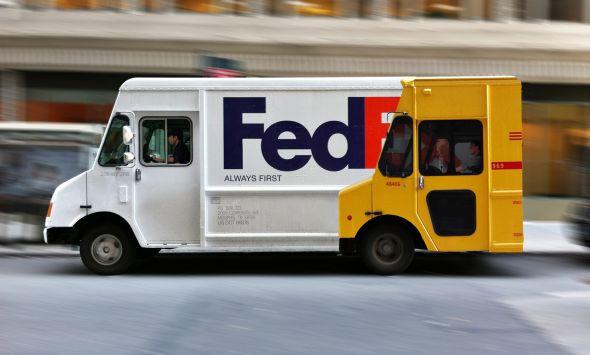 Fedex เปิดตัวแรง..แซง DHL อย่างที่เห็น