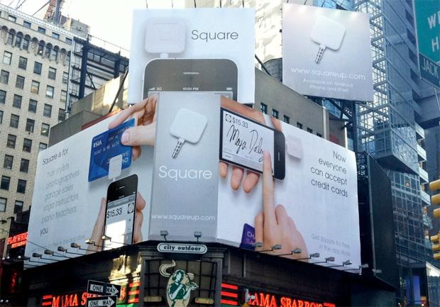 เจ๋งๆ จริงๆ กับ Billboard นี้ที่ Time Square NYC