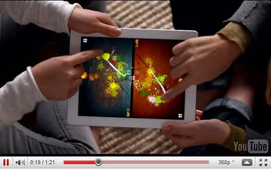 มาเป็น Set กับวิดีโอโฆษณาของ iPad 2