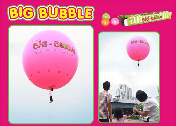 ใหญ่จริง Big-Bloom Bubble Gum