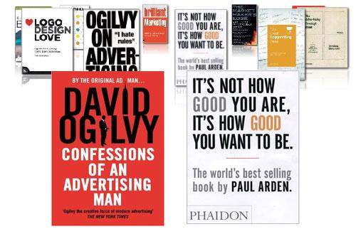 หนังสือน่าอ่าน >> Advertising + Self-Help