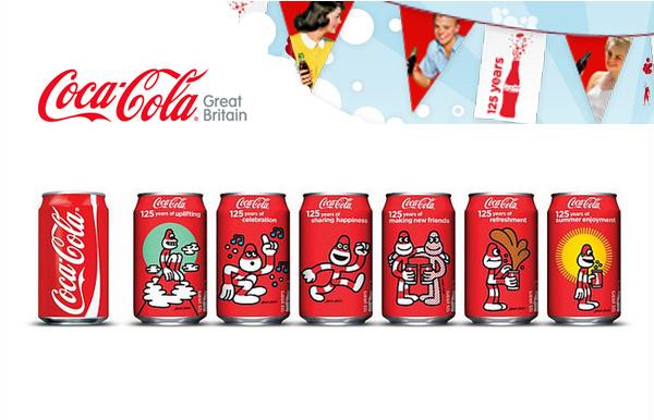 HBD to Coca-Cola.. 125 ปีแล้ว