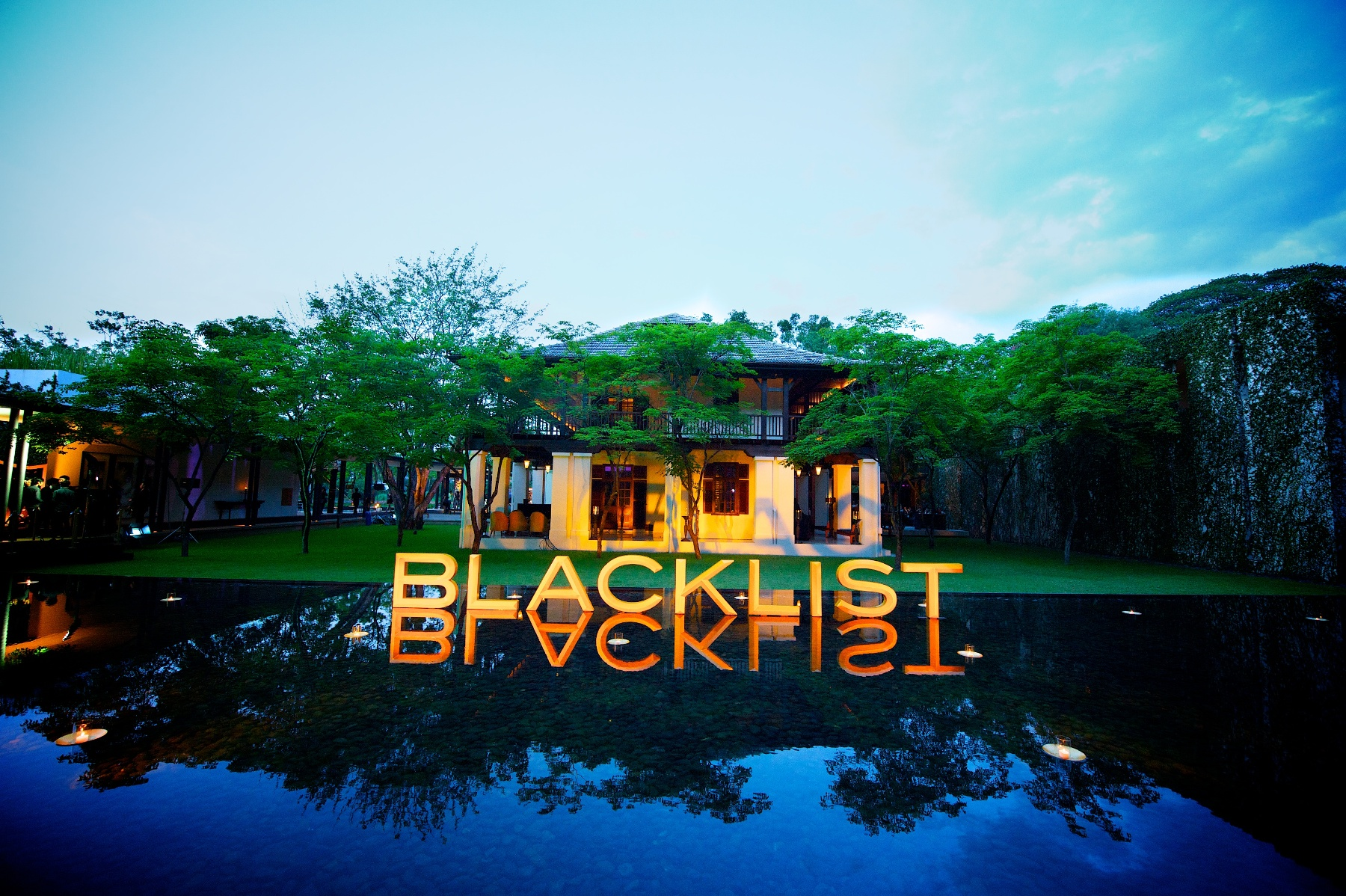 THE BLACKLIST – THE CHEDI CHIANGMAI