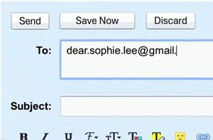 dear Sophie โฆษณาที่คุณต้องชอบของ Google Chrome