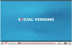 Pepsi – Social Vending Machine