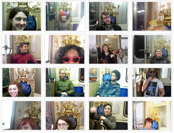 บัลลังก์บนรถไฟ.. ใครๆ ก็ต้องอยากนั่ง