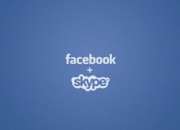 ความร่วมมือครั้งใหญ่ Facebook และ Skype กับบริการใหม่ Facebook Video Calling