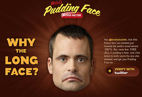 Pudding Face