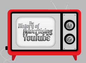 ประวัติของโฆษณาบน YouTube