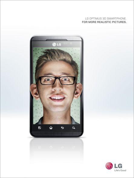 ตรงประเด็น LG 3D Smartphone
