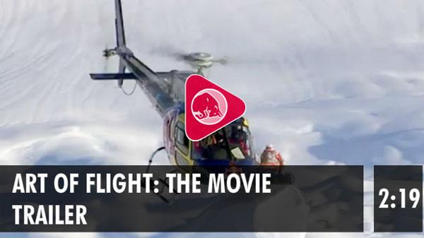 Redbull กับภาพยนตร์ The Art of Flight