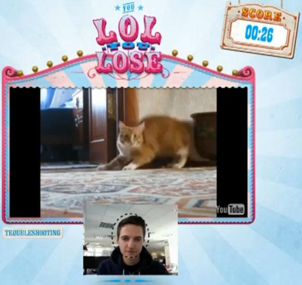 เกมโฆษณา You LOL You Lose ใครหัวเราะ … คนนั้นแพ้ :D