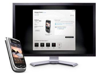 RIM เปิดตัว Blackberry Management Center
