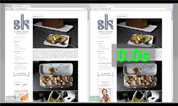 กูเกิลเปิดตัวฟีเจอร์ Instant Pages โหลดหน้าเว็บตั้งแต่ยังไม่คลิก!