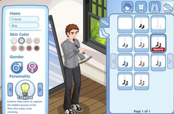 The Sims Social ยอดผู้เล่น 4.6 ล้านคน/วัน ฮิตสุดในโลก Social Game