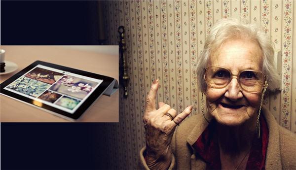 นีลเส็นยัน ผู้หญิงผู้สูงวัยยังไงก็พิศมัยแท็ปเบล็ต