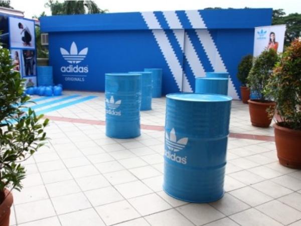 Adidas ออกกลยุทธ์ใหม่เอาใจแฟนพันธุ์แท้ด้วย Pop-up store