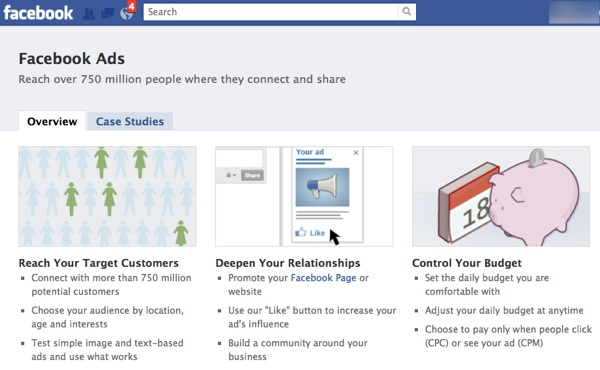 Facebook รุกตลาด SME's แจกเครดิตลงโฆษณาฟรี 1,500 บาท
