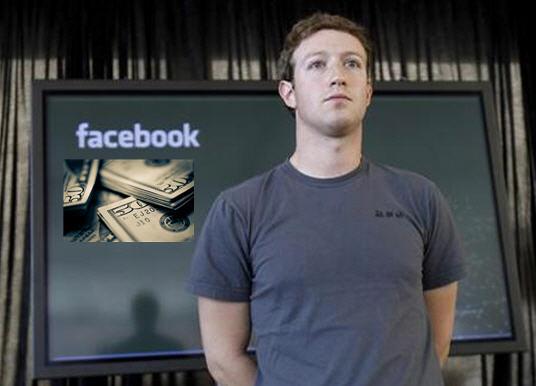 เผยรายได้ Facebook ปีนี้ กำไรเท่าตัว!