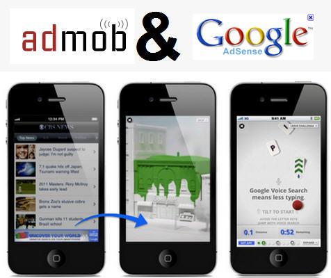 Google จัดทัพระบบโฆษณาบนมือถือใหม่แยก Adsense ออกจาก Admob ชัดเจน