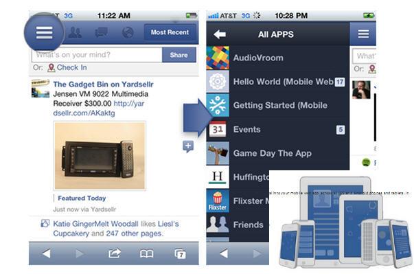 พร้อมหรือยังกับการเล่นแอปฯ-เกม Facebook บนมือถือ!