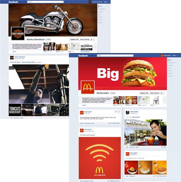 Facebook เปลี่ยนไป Fan Page ก็ต้องเปลี่ยนตาม