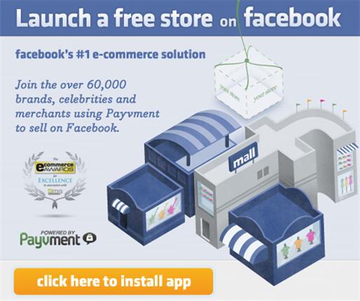 อยากขายของบน Facebook ต้องลองใช้ payvment!