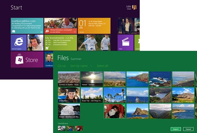Windows 8 มีอะไรเจ๋ง?