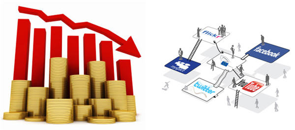เม็ดเงินโฆษณาออนไลน์ต่างเทไปลงเว็บ Social Network!