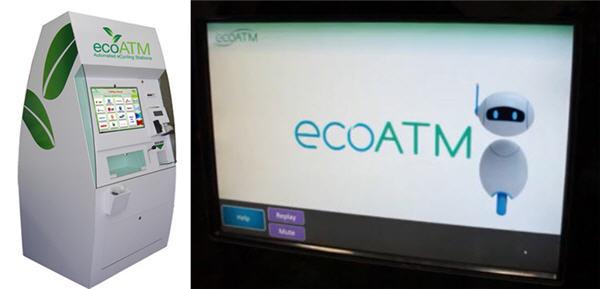 ธุรกิจใหม่ ecoATM เครื่องแลกมือถือเก่ากับเงินสด!