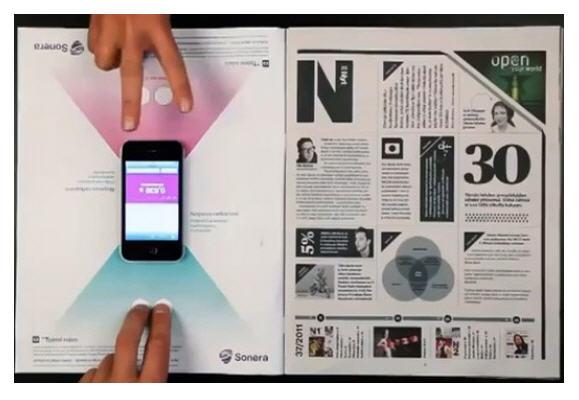4G เร็วยังไงใช้ Print Ad+ไอโฟนก็อธิบายได้ถึงแก่น!