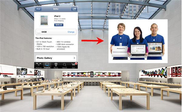 แอปเปิลลดคอร์ส เปิดระบบสั่งของผ่านแอปฯ แล้วไปรับที่ร้าน!