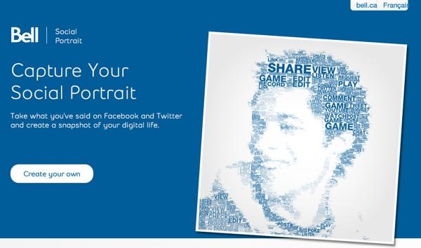 เปลี่ยนรูปคุณเป็น Social Portrait สุดเก๋