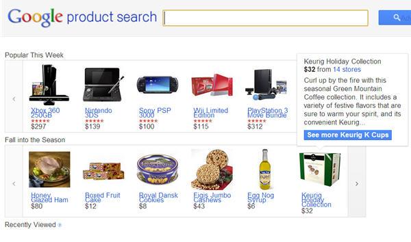 ค้นหาสินค้าด้วยกูเกิล…จะไม่มีวันน่าเบื่ออีกต่อไป!
