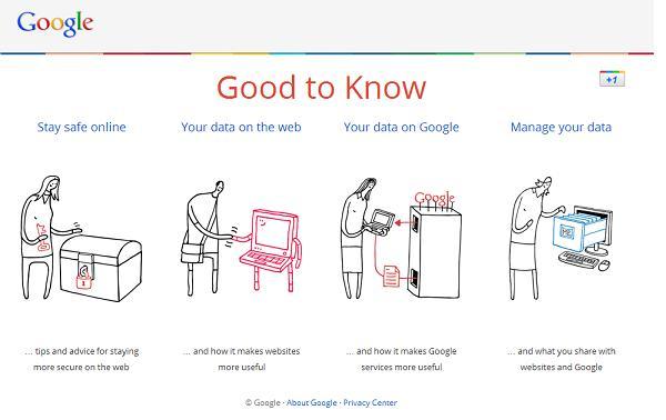 ลบภาพฉาว? กูเกิลเปิดเว็บสอนชาวออนไลน์
