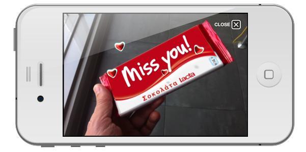 มาบอกรักกันด้วยห่อช็อคโกแล็ตไฮเทค