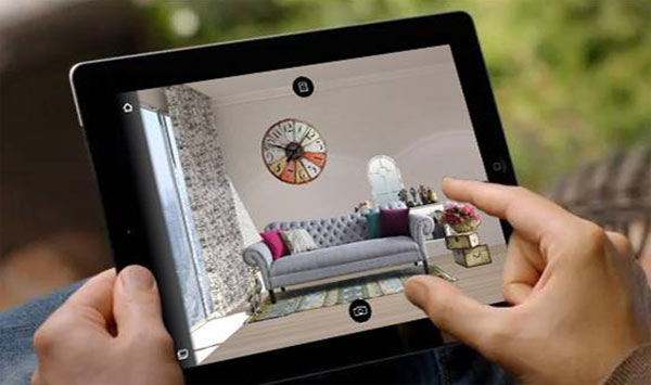 SB Design Square ให้เราแต่งบ้านผ่าน iPhone และ iPAD App