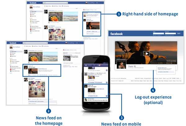 มาแล้ว! ระบบโฆษณาใหม่ของ Facebook