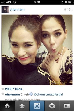 ดาราไทย กับ Instagram