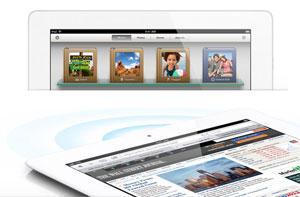 เปรียบเทียบตัวต่อตัวระหว่าง iPad 2 และ The New iPad