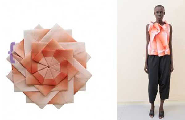 Issey Miyake จับมือนักวิทย์คอมพ์ทำแฟชั่น 3D