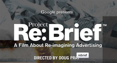 """Project Re:Brief ท้า""""ครีเอทีฟรุ่นปู่""""มาคิดงาน Digital"""