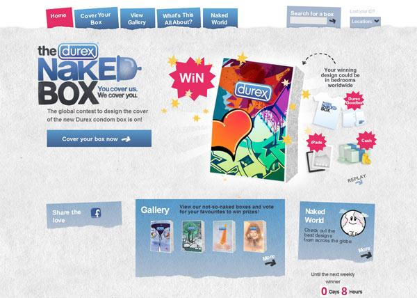 ออกแบบกล่อง Durex แล้ว Viral ผ่าน Facebook