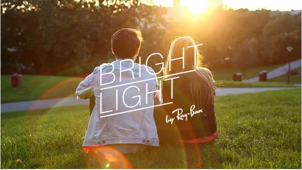"""ตามหา """"แสงแดด"""" กับ Ray Ban App"""